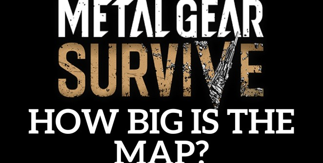 Map Metal Gear Survive