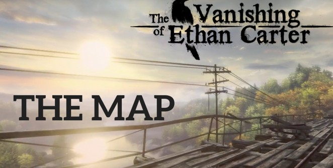 Map Vanishing Ethan Carter