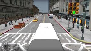 City Bus Simulator 2010 map