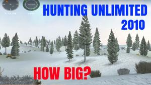 Hunting Unlimited Maps