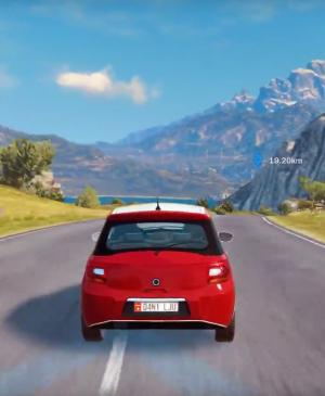 Drive Just Cause 3