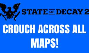 State of Decay 2 maps