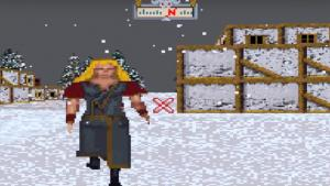 The Elder Scrolls Arena map