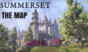 Map Summerset
