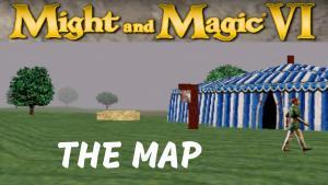 Map Might and Magic VI