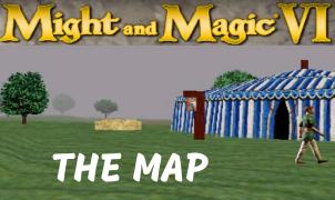 Map Might and Magic VI