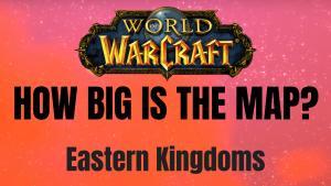 World of Warcraft map