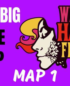 Map We Happy Few