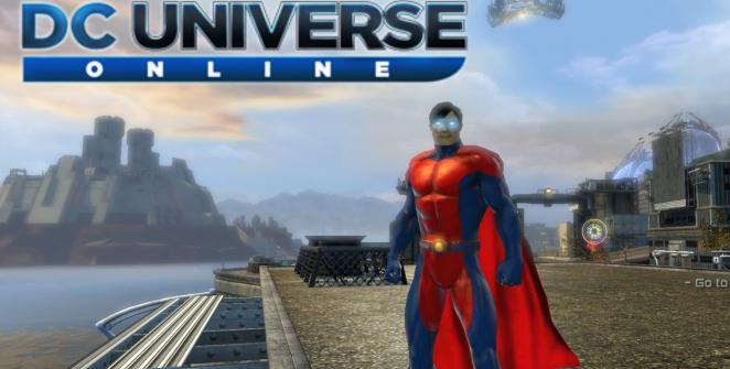 DC Universe Online Map