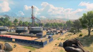Çall of Duty Black Ops 4 Blackout Map