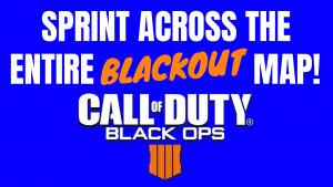 Call of Duty Black Ops 4 map