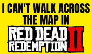 Map Red Dead Redemption II