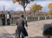 Watch Dogs Across the Map