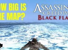 Map Black Flag