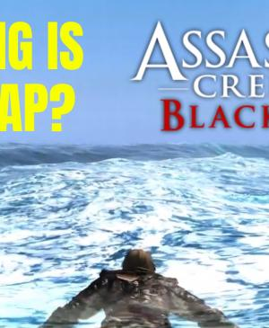 Map Black Flag