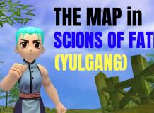 Map Yulgang Online Scions of Fate