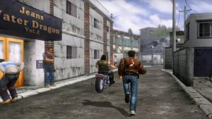 Shenmue Map