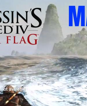 Black Flag Map 2