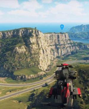 Just Cause 4 fly