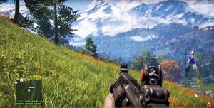 Far Cry 4 map
