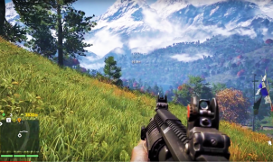 Far Cry 4 map