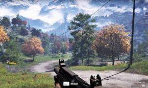 Far Cry 4 across the map