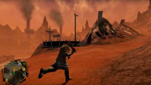 Red Faction Map