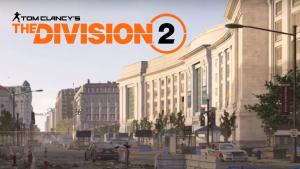 Map The Division 2