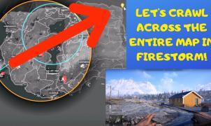 Map Firestorm