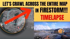 Map size Firestorm