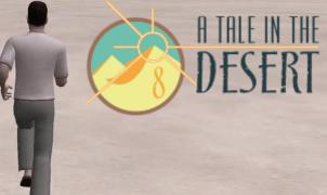A Tale in the Desert Map