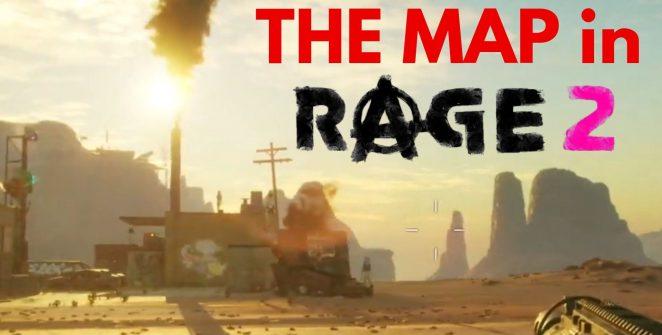 Rage 2 Map