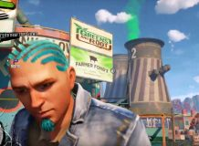 Sunset Overdrive Map