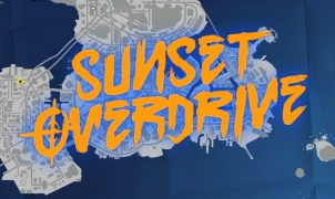 Map Sunset Overdrive