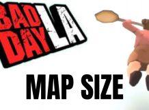 Bad Day LA Map