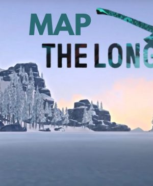 Maps The Long Dark