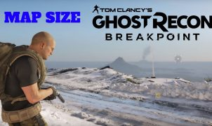 Ghost Recon Breakpoint Map