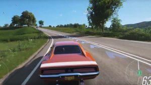 Forza Horizon 4 Map