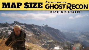 Map Ghost Recon Breakpoint