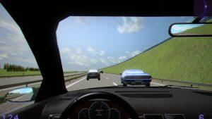 Map Driving Simulator 2012