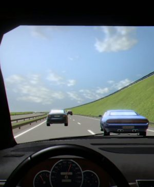 Map Driving Simulator 2012