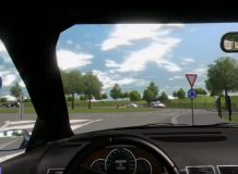 Driving Simulator 2012 Map