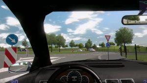 Driving Simulator 2012 Map