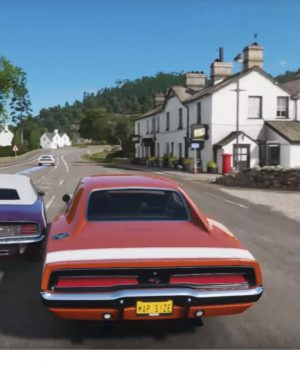 Map Forza Horizon 4