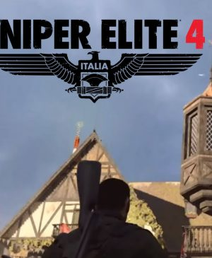 Sniper Elite 4 Maps