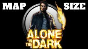 Alone in the Dark Map