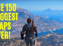 The 150 Biggest Video Game Maps Ever Made