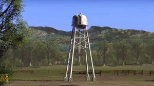 Map Agricultural Simulator 2011