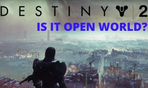 Is Destiny 2 open world?