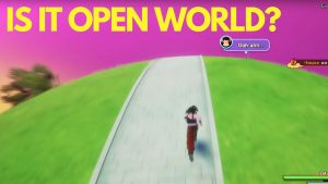 Is Dragon Ball Z Kakarot Open World